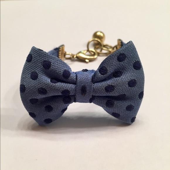 a67f687db885 Brooks Brothers Jewelry - Brooks Brothers Kiel James Patrick Bow Bracelet